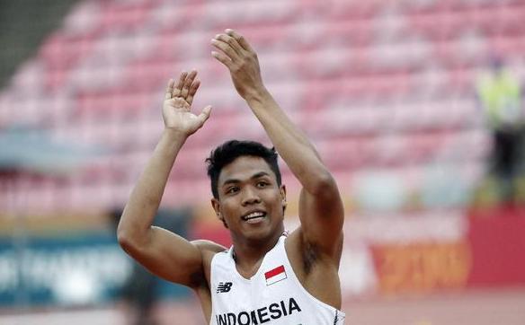 Lalu Muhammad Zohri Raih Emas 100 M di Kejuaraan Dunia Junior