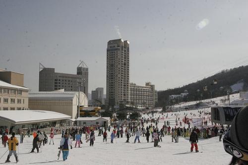 Winter In Korea, Saatnya Main Salju!
