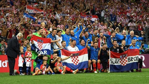 Singkirkan Inggris, Kroasia untuk Pertama Kalinya ke Final Piala Dunia
