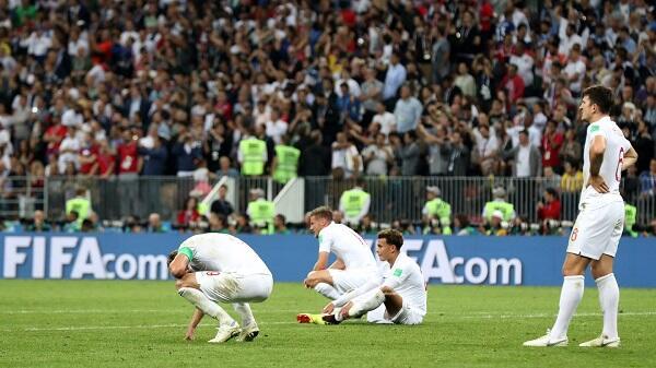 Inggris Derita Kekalahan Keempat dari Lima Semifinal yang Mereka Raih