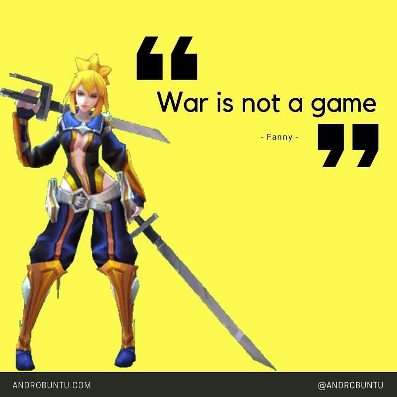 Kumpulan 27 Quote Dari Hero Mobile Legends