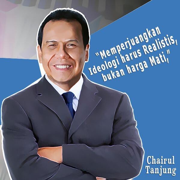 Chairul Tanjung: Anak Singkong Cawapres Jokowi