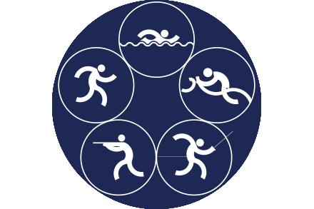 Modern Pentathlon, Lima Olahraga Jadi Satu