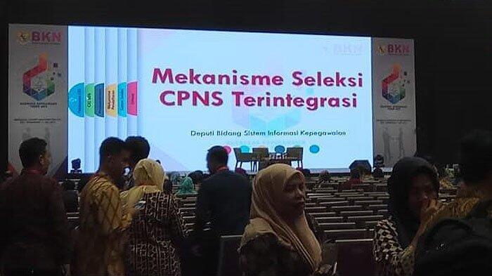 Penerimaan CPNS 2018, Daftar CPNS Cuma Lewat Sscn.bkn.go.id Tak Ada Jalur Lain
