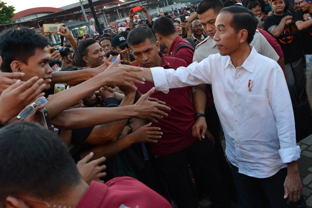 Jokowi Enggan Merespons Dukungan Dekopin