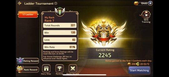 5 Tips & Trick Jadi Top Player PvP Ladder - Dragon Nest Mobile SEA