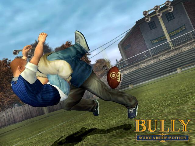 """Top 5 Tips dan Triks Game """"BULLY : Scholarship Edition"""" Yang KEREN gan"""