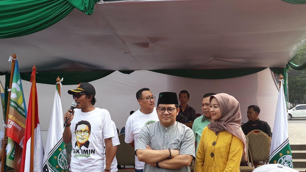 Muhaimin Tak Masuk Daftar Kandidat Pendamping Jokowi, Ini Sikap PKB