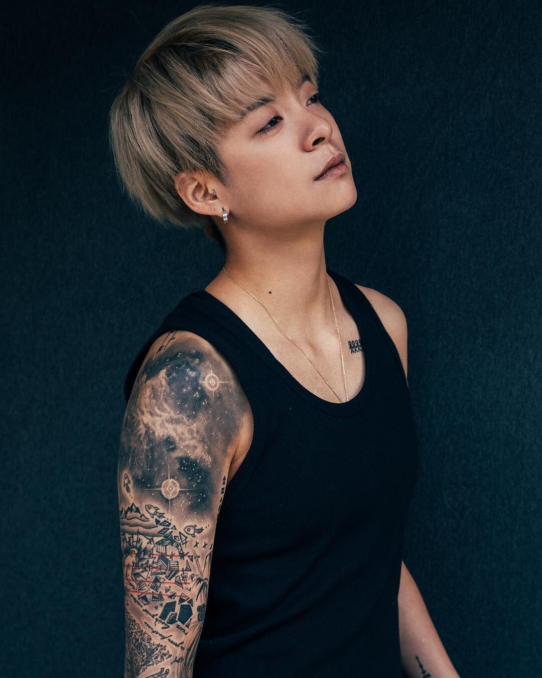 Walau Ilegal di Korea, 10 Idola KPop Ini Punya Tato yang Impresif