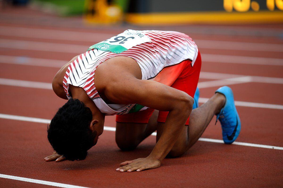 Saksikan: Detik-Detik Kemenangan Muhammad Zohri di Kejuaraan Dunia!