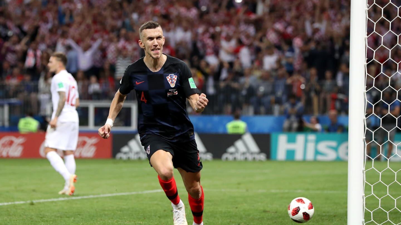 Lengahnya Pertahanan Inggris Bantu Kroasia Lolos ke Final Piala Dunia