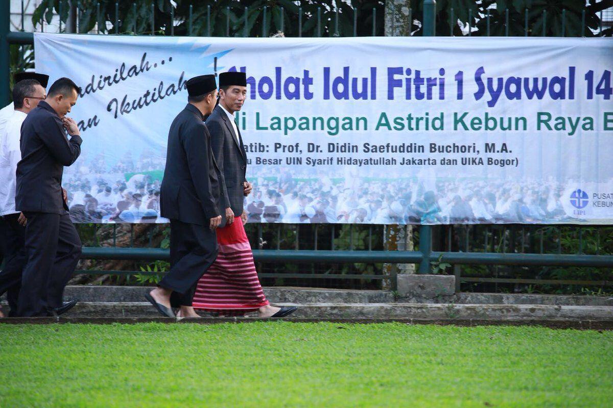 Pilpres 2019: Dari 10 Kini Tinggal 5 Nama Kandidat Pendamping Jokowi