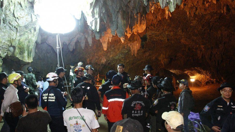 Begini Kondisi Terbaru 12 Bocah Thailand yang Terjebak di Gua