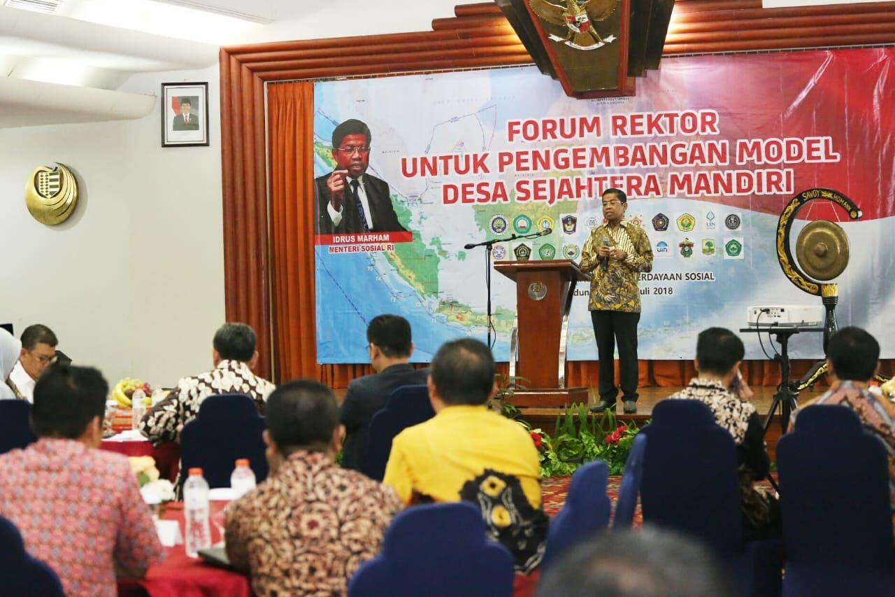 Kementerian Sosial Kembangkan Program Desa Sejahtera Mandiri