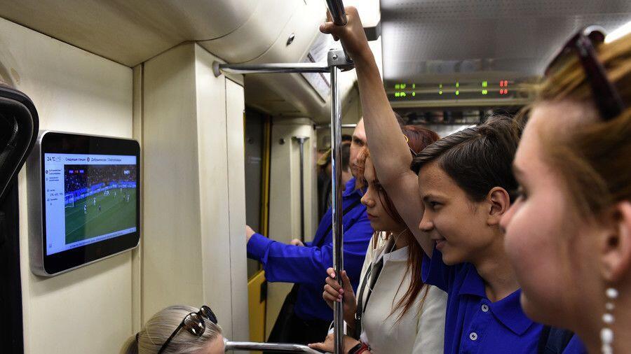 Keliling Moskow Wajib Pakai Metro, Ini 4 Alasannya