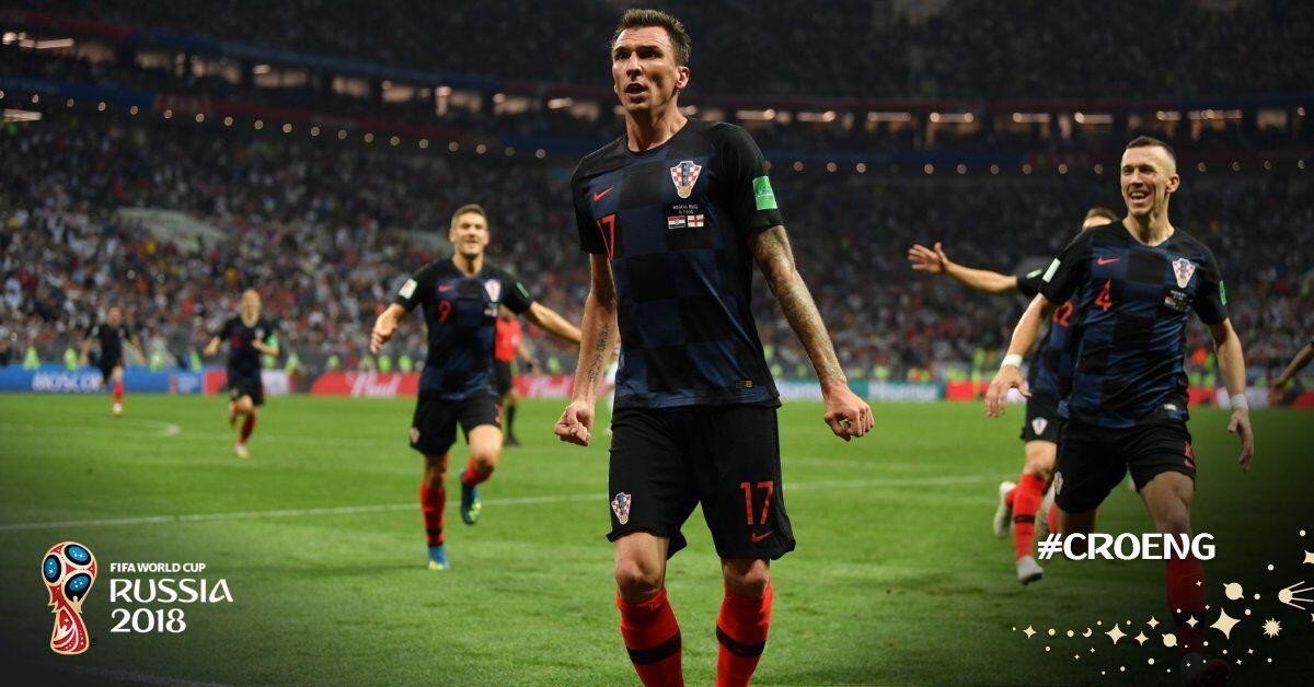 Luka Modric Buka Kartu Pemicu Motivasi Kroasia Kalahkan Inggris