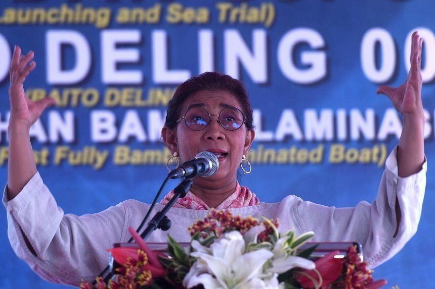 Fahri Hamzah Sindir Illegal Fishing, Ini Jawaban 'Jleb' Menteri Susi