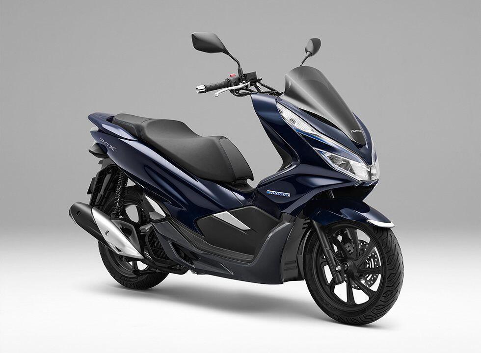 Honda PCX Hybrid 125CC Segera Diluncurkan, Bikin Mupeng!