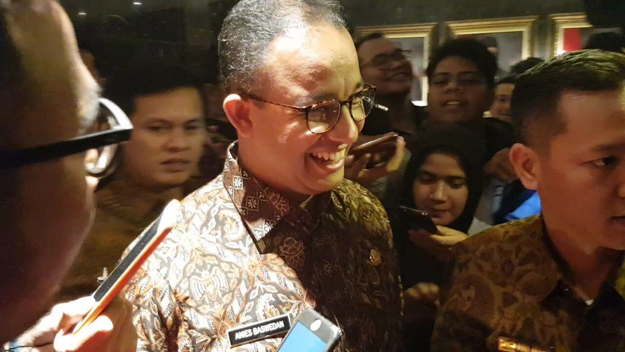 JK Sebut Tak Pernah Ajukan Anies untuk Dampingi Jokowi