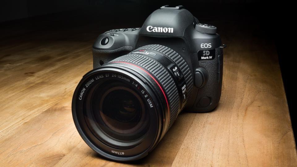 5 Rekomendasi Kamera DSLR Full Frame Terbaik