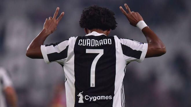 Nomornya Direbut Cristiano Ronaldo, Begini Reaksi Cuadrado