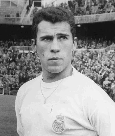 "(EDISI LEGENDA BLANCA) : AMANCIO AMANCIO AMARO VARELA.""Pesulap asal Galicia"""