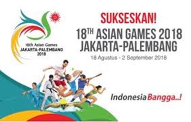 AYOOO KITA SUKSESKAN ASIAN GAMES 2018 DI JAKARTA-PALEMBANG