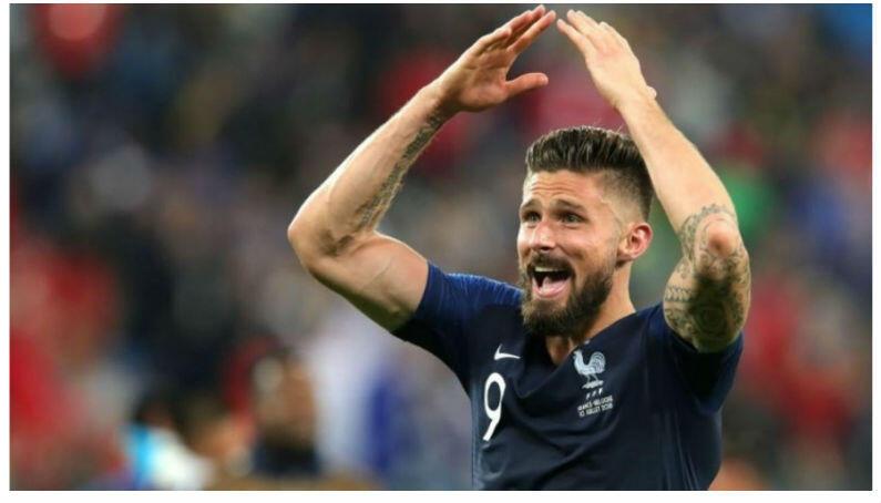 Olivier Giroud: Bakat Saja Tidak Cukup untuk Juara Piala Dunia
