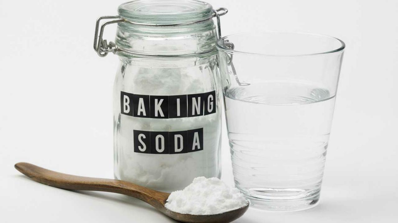 4 Bahan Yang Ada Di Dapur, Pengganti Pasta Gigi.