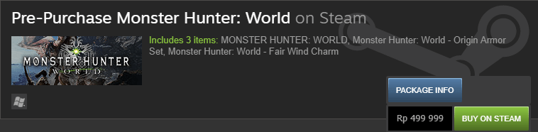 [OT] Monster Hunter: World | Hunters, The Time Has Come
