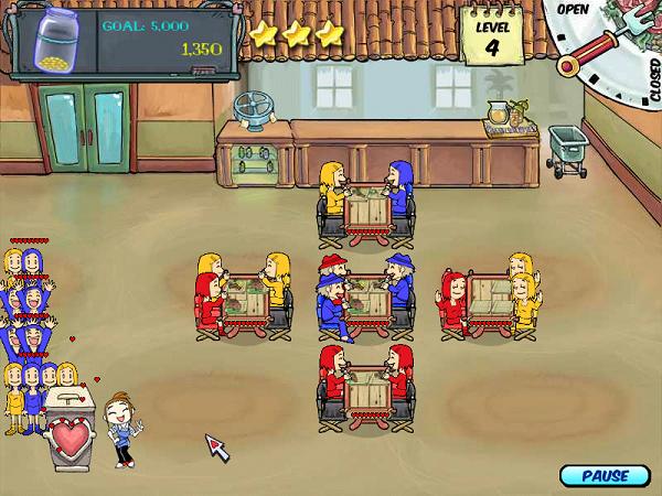 Diner Dash: Game Anak 90-an yang Bikin Nostalgia