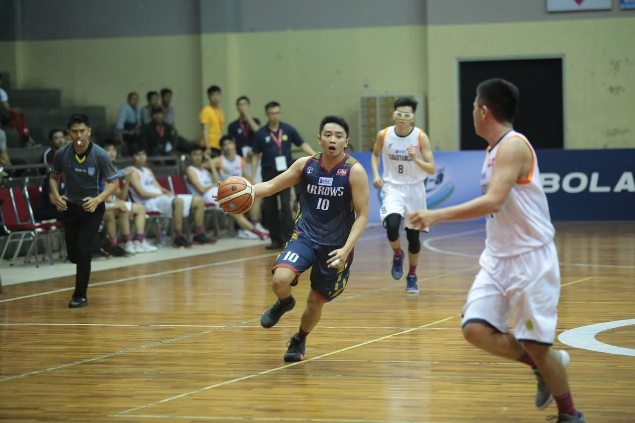 Langkah Semifinalis LIMA Basketball: Blibli.com WJC 2018