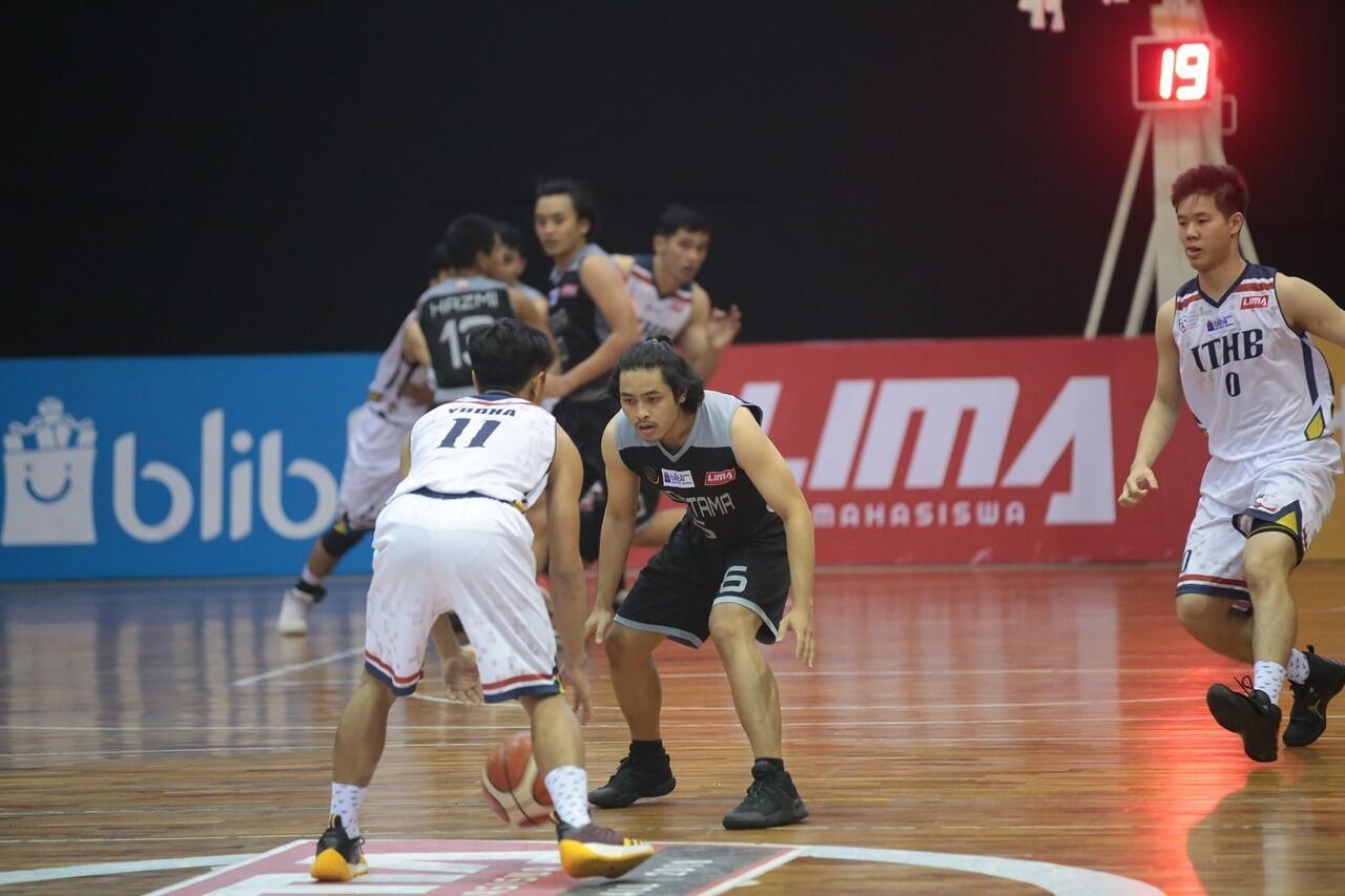 Putra ITHB Tekuk Widyatama di Semifinal