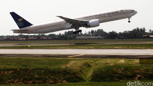 Saudi Airlines Gugat Polda Sulsel soal Penyitaan Aset Abu Tours