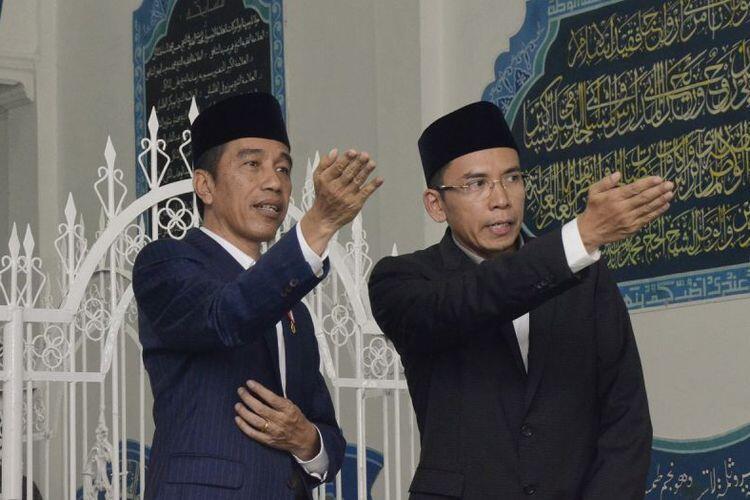 TGB Yakin Akan Ada Dukungan Besar untuk Jokowi di Pilpres 2019