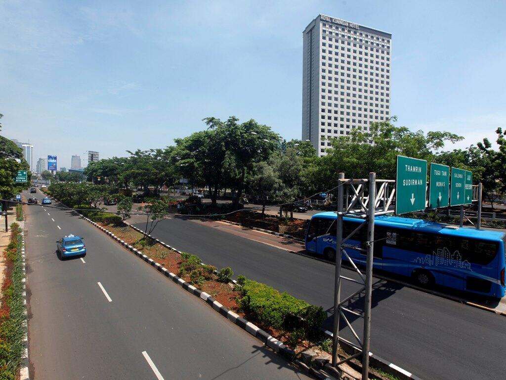 Jakarta Diramal Cerah Sepanjang Hari
