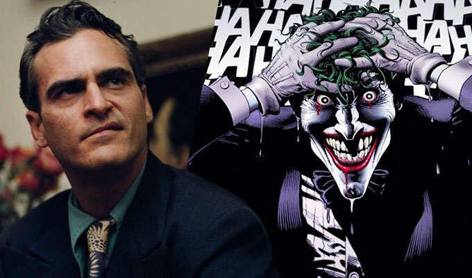 Joaquin Phoenix Resmi Perankan Karakter Joker