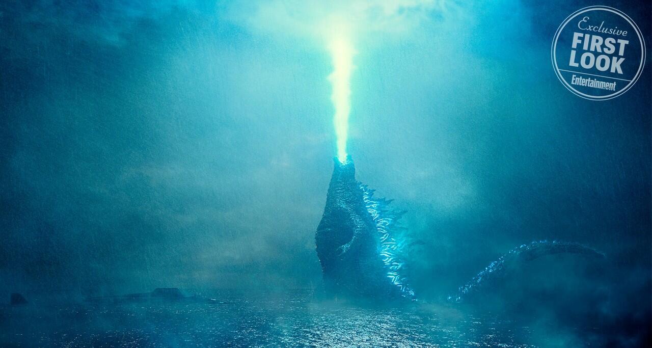 OVERLOOK : Godzilla : King of the Monsters Rilis First Look & Sinopsis