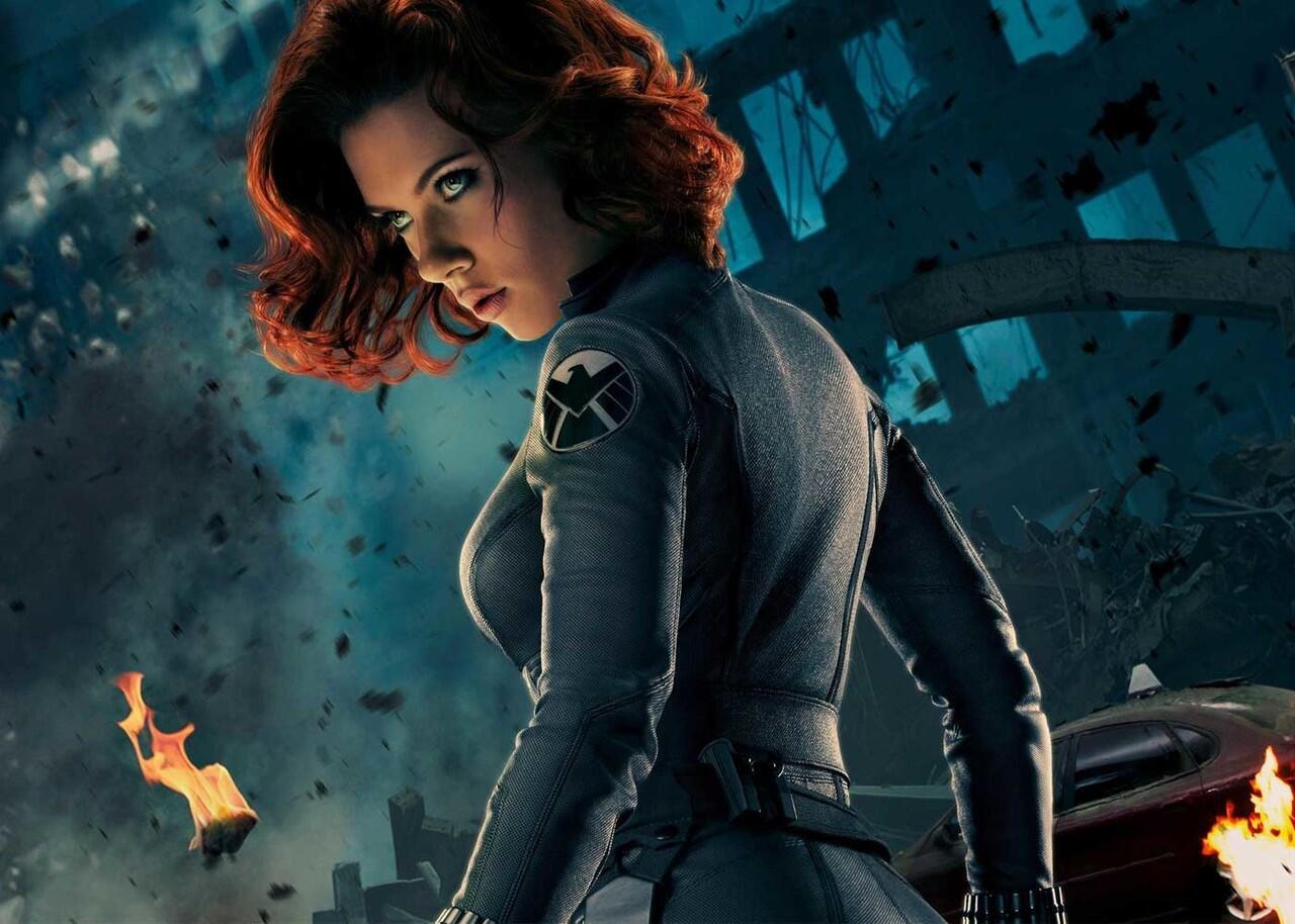 Inilah Sutradara Film Black Widow