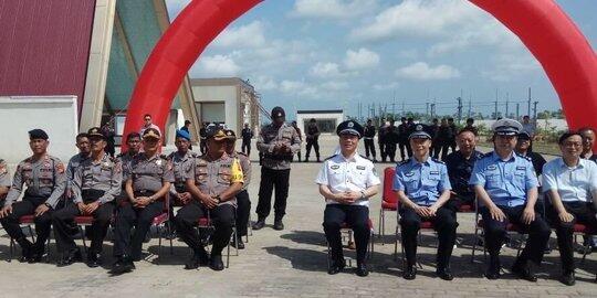 Buntut kantor polisi bersama RI-China, Kapolres Ketapang dicopot