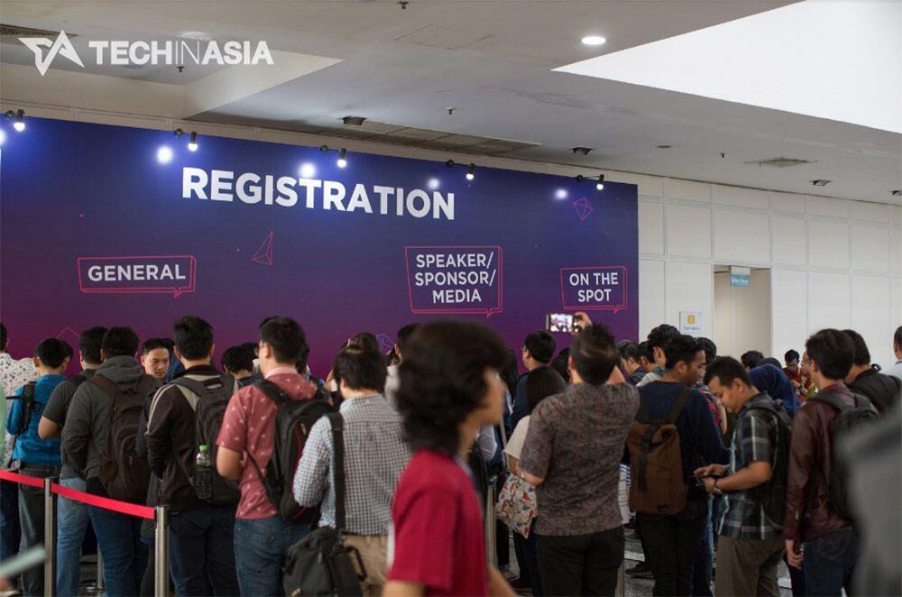 Jumlah Peserta Tech in Asia Indonesia PDC 2018 Naik 36 Persen