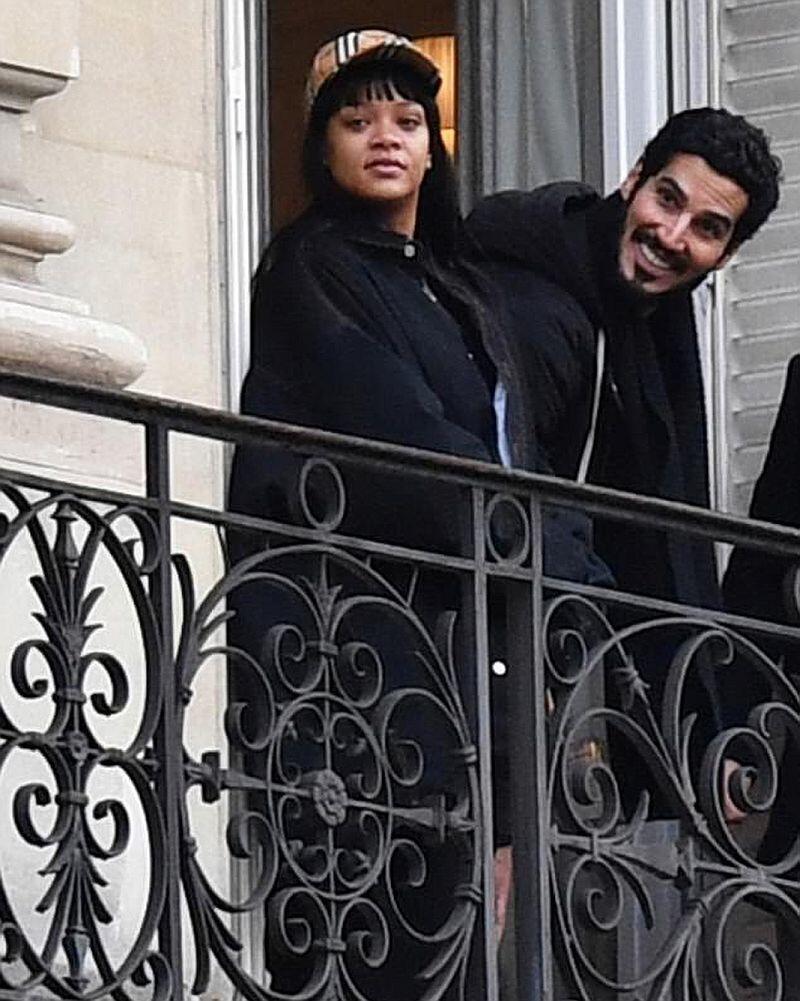 "10 Fakta Hassan Jameel, Milyarder Arab ""Teman Spesial"" Rihanna"
