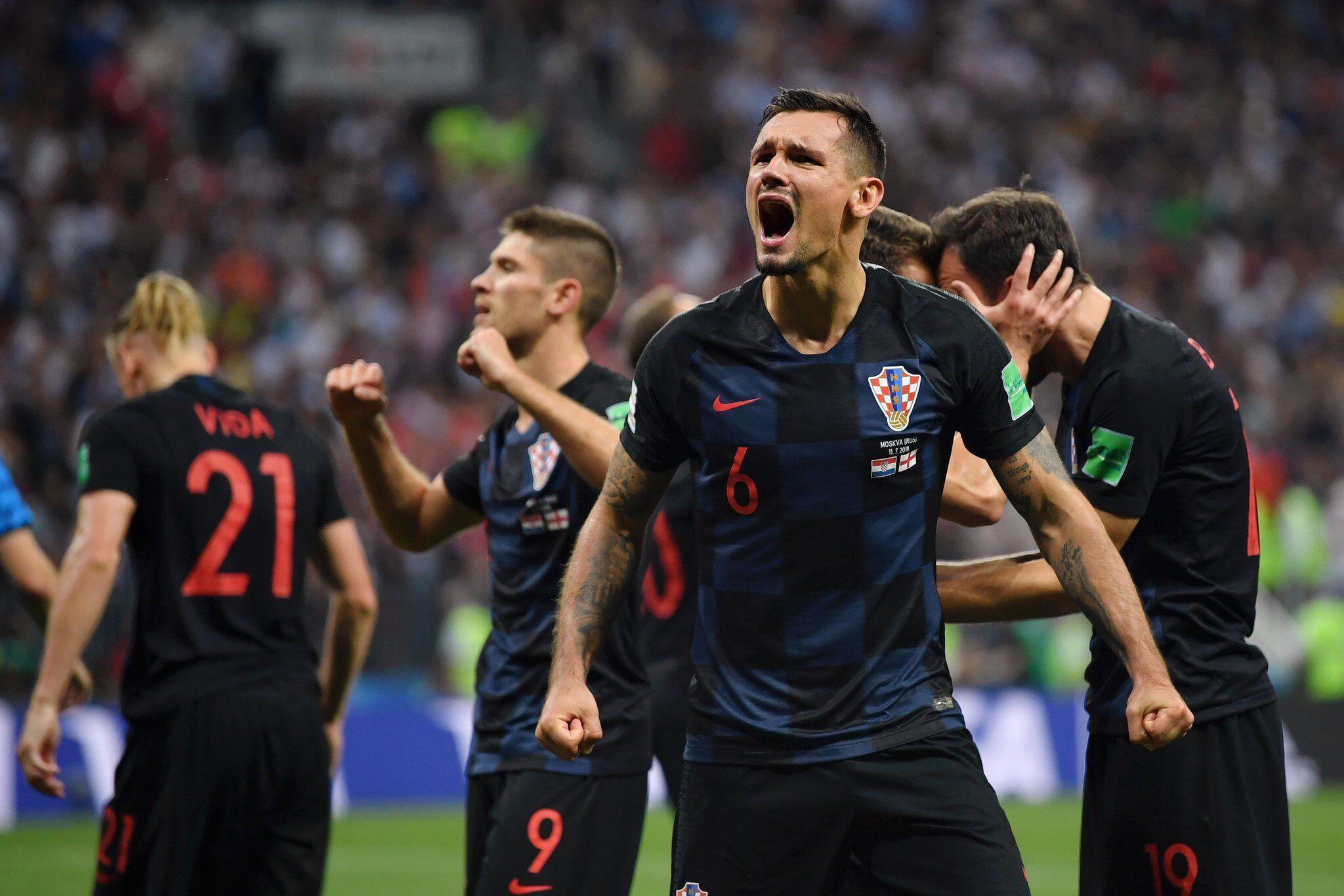 Lolos Final, Pemain Kroasia Ungkap Komentar Pedas pada Media Inggris