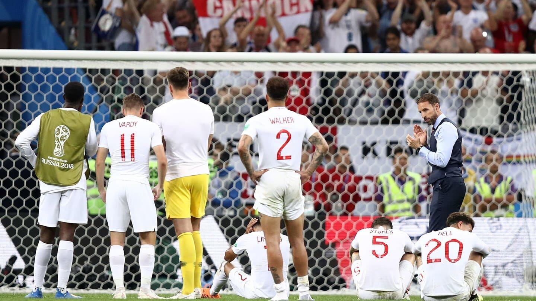 Meski Kalah, Dukungan Untuk Inggris Tetap Mengalir dari Para Legenda