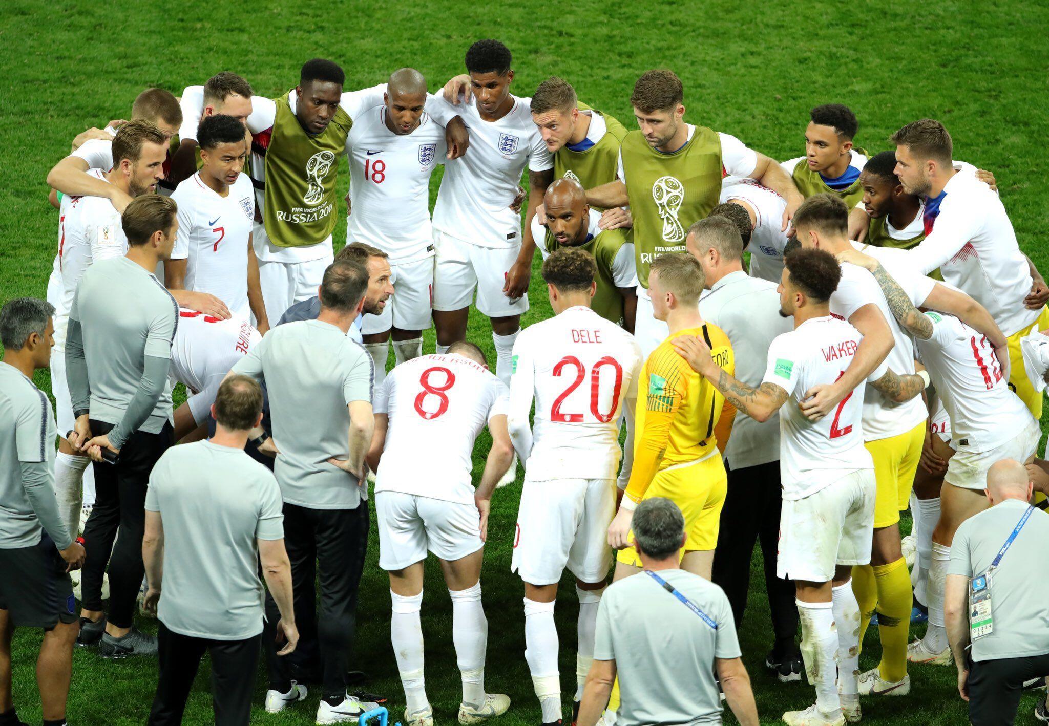 Jose Mourinho: Meski Gagal, The Three Lions Punya Masa Depan Cerah