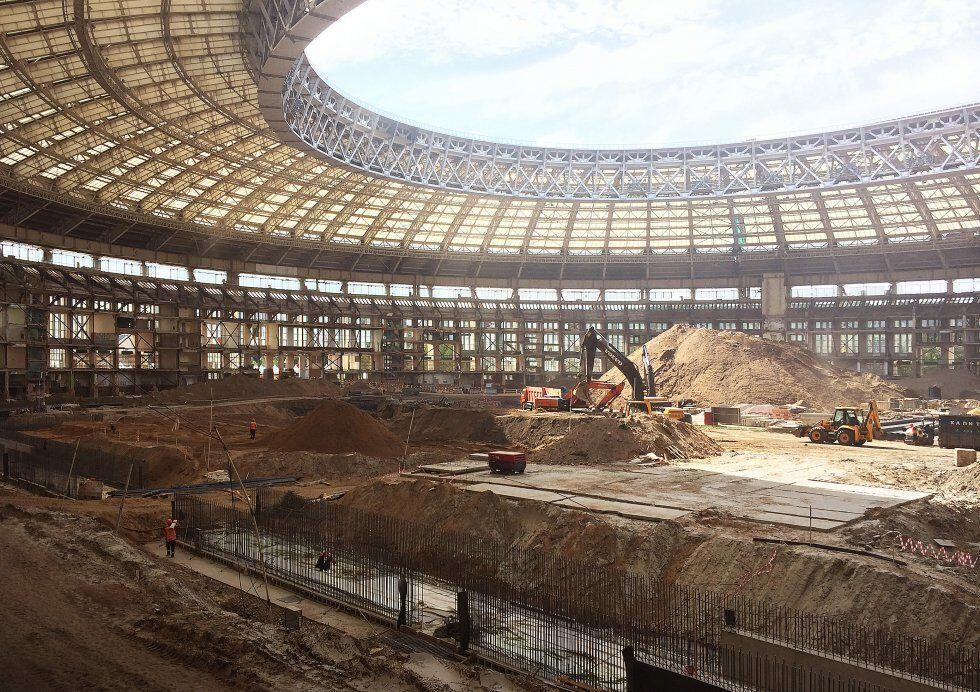 5 Fakta Tentang Stadion Luzhniki, Tempat Final Piala Dunia 2018