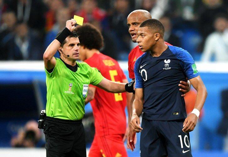 Meski Kantongi 2 Kartu Kuning, Mbappe Tak Akan Absen di Final