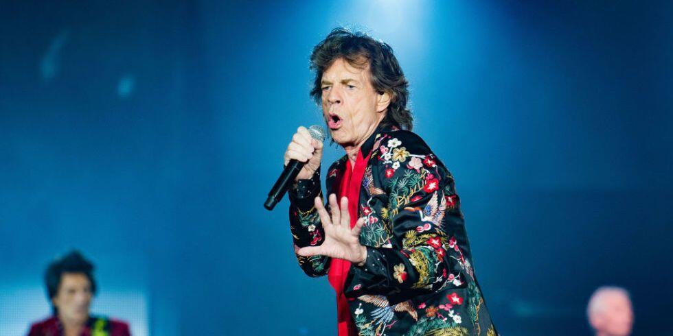 Benarkah Kedatangan Mick Jagger Bawa 'Kutukan' di Piala Dunia?