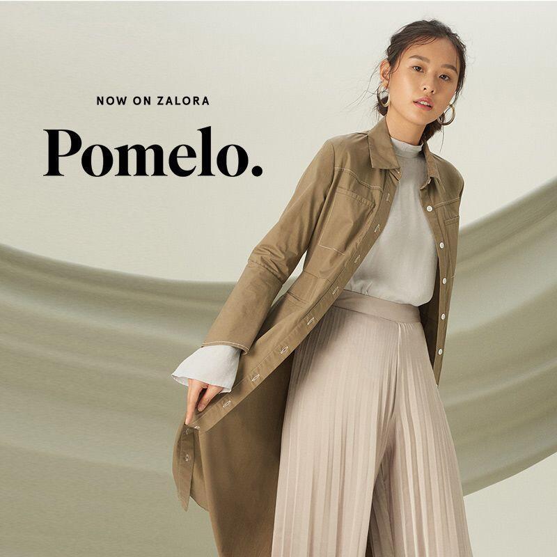 Brand Fashion Asal Thailand, Pomelo, Kini Hadir di ZALORA