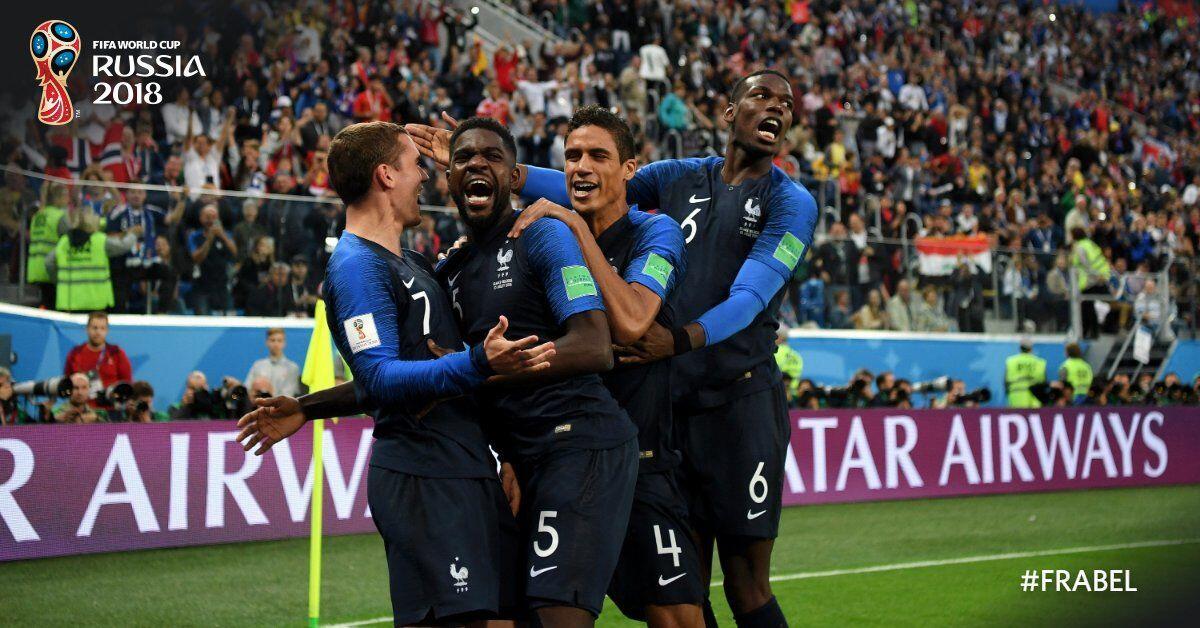 Griezmann: Aku Tak Peduli Ballon d'Or, yang Penting Prancis Juara